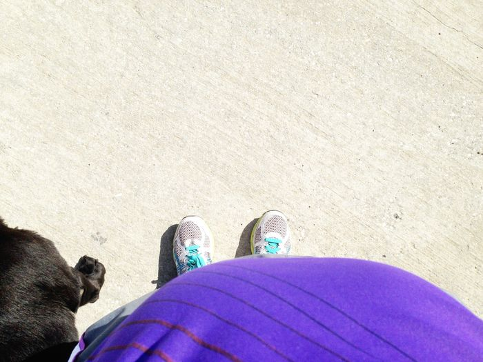 Running @ 20 Weeks