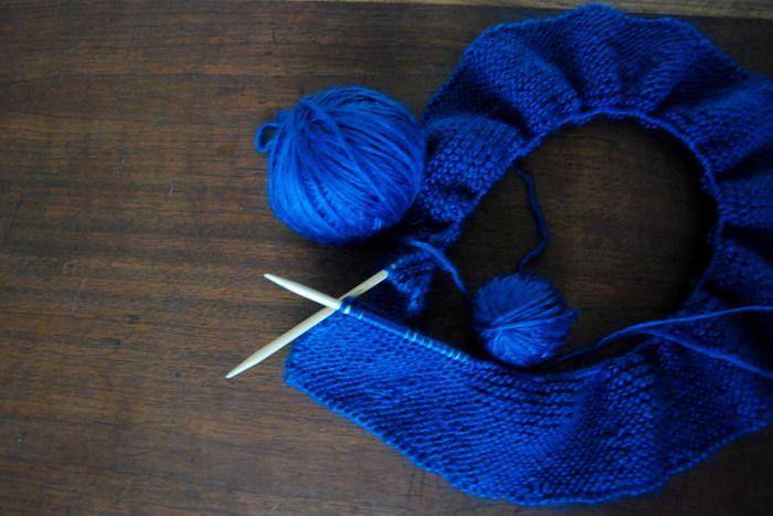 Baby Girl Knitted  Blanket