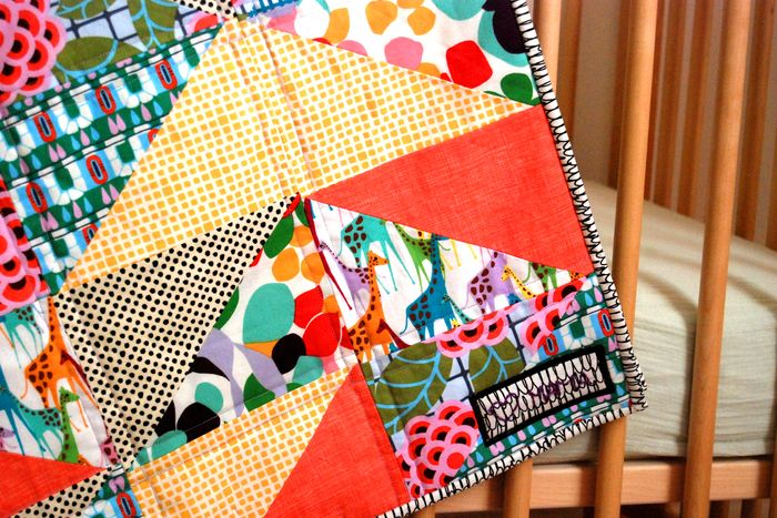Amber Rohrer Quilted Play Mat